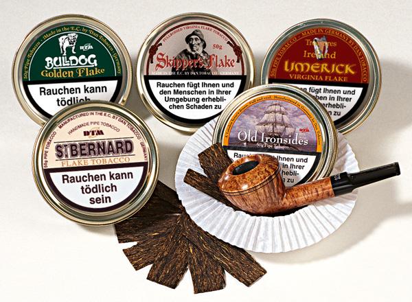 dtm dan tobacco pfeifentabak